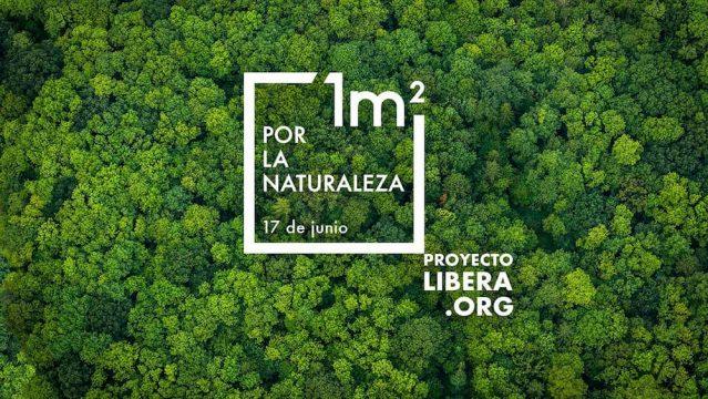 Multiasistencia se une a '1m2 por la naturaleza'